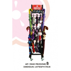 Stand Presentare Model B